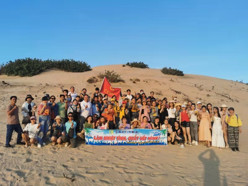 Vietnam Factory Company Trip 2021